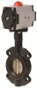 Butterfly Valve with Pneumatic Actuator -- 700/722 Series - Image