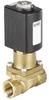 2/2-way solenoid valve; servo-piston -- 233271 -Image