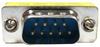 DB9 M/M  Mini Gender Changer (Coupler) -- 10GC-D1 - Image