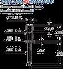 Swage Terminal Pin -- 3210-2-00-01-00-00-08-0