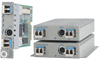 1000BASE-X SFP to 1000BASE-X SFP Intelligent Media Converter and Network Interface Device -- iConverter® 2GXM2