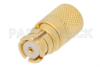 0.25 Watt RF Load Up to 26.5 GHz With SMP Female Input Gold Plated Beryllium Copper -- PE6181 -Image