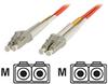 StarTech.com Multimode 62.5/125 Duplex Fiber Patch Cable LC -- FIBLCLC10