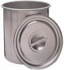Stainless Steel Beakers with Optional Co -- GO-07206-10 - Image