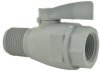 PVCTwo-Way Ball Valve 3/4