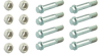 Falk 0729188 Fastener Sets Gear Coupling Parts & Kits -- 0729188 -Image