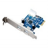 D-Link DUB-1310 2-Port USB 3.0 PCI Express Card - Network ad -- DUB-1310