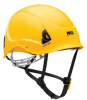 Work and Rescue Helmet,Yellow -- 13D934