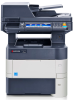 Black & White Multifunctional Printer - Print / Color Scan / Copy / Fax -- ECOSYS M3550idn