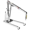 Stainless Steel Standard Series Straddle Floor Cranes -- HP-3