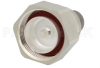 50 Ohm 0.5 Watts Tri-Metal Plated Brass 7/16 DIN Male RF Load Up To 1,000 MHz -- PE6146 -Image
