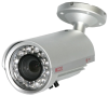 IDN BULLET CAM, 550TVL, EXVIEW, COLOR, 5 to 50 mm varifocal auto-iris IR-corrected lens