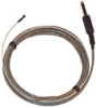 08491-11 - Digi-Sense Sm Surf Thermistor, Epoxy Backed, 316Ss, Phono Plug, 24In Fep Leads -- GO-08491-11