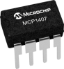Power MOSFET Drivers -- MCP1407