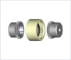 BoWex® Double Cardanic Curved-Tooth Gear Coupling -- I
