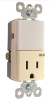 Combination Switch/Receptacle -- NTL-81TRLACC6 -- View Larger Image