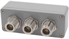 Outdoor Diplexer for 2.4 GHz / 5 GHz Wireless LAN Systems -- DP245-NF -Image