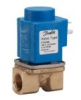 Servo-operated 2/2-way Solenoid Valves EV220B 6-22 Series -- EV220B 22