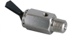 Non Panel Mount 1/8 MNPT Toggle Valve - Image