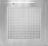 Egg Crate Removable Filter Grille -- SSFG-EC - Image