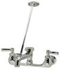 AquaSpec® wall-mount faucet with 6