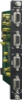 2-IN Dual-OUT VGA-QXGA Switcher Card (15-Pin HD In/Out) W/IDC -- MT104-109