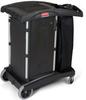 Rubbermaid 9T77 Turndown Housekeeping Cart -- RM-9T77