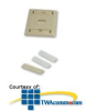 Commscope - Systimax LE Series Flush-Mounted Faceplate - 1.. -- M10LE-003