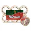 Heavy-Duty Carton Packaging Tape, 1.88