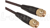 RG174 Coaxial Cable, SMA Male / Male, 0.5 ft -- CC174S-05 - Image