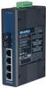4+1 100FX Port Multi-Mode/Single Mode Unmanaged Industrial Ethernet Switch -- EKI-2525M -Image