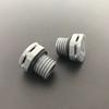 100pcs m12x1.5 Basalt Grey Vent Plug Protective Vents Screw In Vents