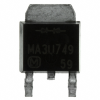 Diodes - Rectifiers - Arrays -- MA3U74900LCT-ND -Image