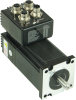 IP65 Rated NEMA 24 Integrated Step Servo Motor -- TXM24S-3RG