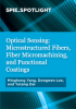Optical Sensing: Microstructured Fibers, Fiber Micromachining, and Functional Coatings -- ISBN: 9781628417937