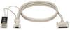 KVM USER CABLE DB25 VGA USB 1FT -- EHNUSB-0001 -- View Larger Image