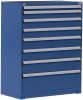 Heavy-Duty Stationary Cabinet (with Compartments) -- R5AHG-5801 -Image