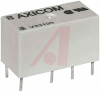 Relay;E-Mech;Comm/Signal;DPDT;Cur-Rtg 3A;Ctrl-V 12V;PCB Mnt;16 Pin -- 70199165