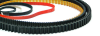 Timing Belts (inch) -- A 6G 3-020025 - Image