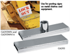 Magnet Latches and Catches, Rectangular Base