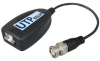 Passive Video Balun with High Performance Ground Loop Isolator -- VPIG100L
