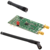 RF Transceiver Modules and Modems -- SX1276RF1JAS-ND -Image