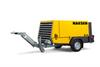 Towable Diesel Air Compressor -- M114
