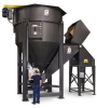 Whirlwind High-Capacity Vertical Auger Mixers