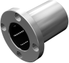 Linear Bushing, Flanged Type-Round Shape -- LMF-M -Image