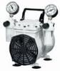Standard Duty Dry Vacuum Piston Pumps, 34 L/min, 115 VAC -- GO-79204-10