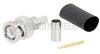 BNC Male (Plug) Connector For LMR-200 Cable, Crimp/Solder
