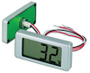 Temperature Quick Mount LCD Panel Meter -- QM110T