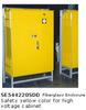 Fiberglass Enclosure -- SE544220SDD - Image