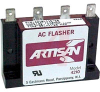 Relay;SSR;Timing;Flasher;Cur-Rtg 10 mA-1 A;Ctrl-V 115AC;Quick Connect;60FPM;UL -- 70089157